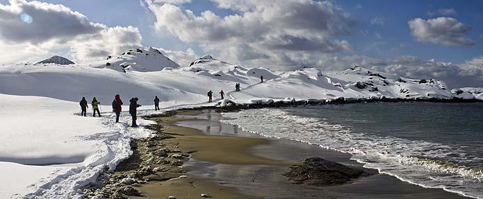 Lofoten-playa-trekking-Sto-Paula-Valle-Tierras-polares
